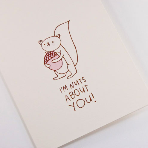 Nisee Made Valentine's Day Cards