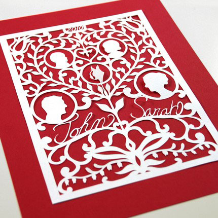 Papercuts by Jo Valentine's Day