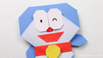 Origami Doraemon Tutorial