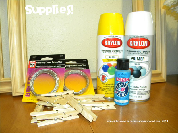 Crafty Supplies