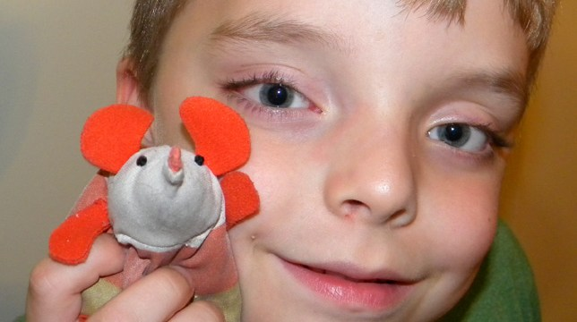Science The Rat and Nicholas