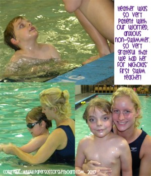 Swim Lessons Rock!