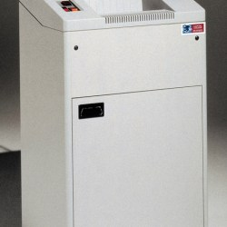 K 10 Dod High Security Paper Shredder