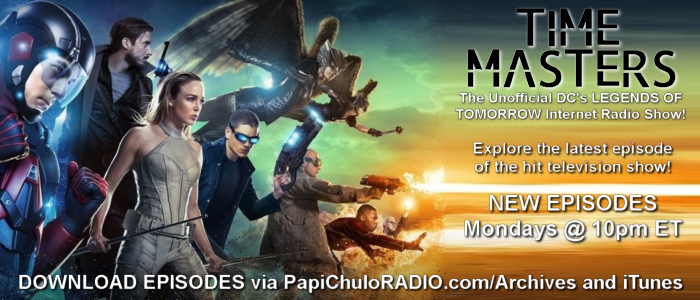 Time Masters - Mondays on Papi Chulo RADIO
