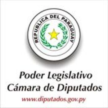 logo Cámara Diputados Py