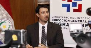 Jorge Kronawetter, director general de Migaciones