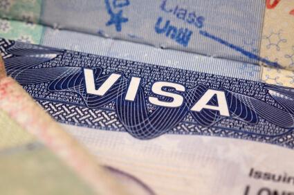 Work Visa Image