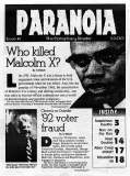 DOWNLOAD PARANOIA ISSUE #1!