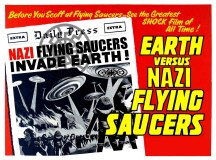 The Earth vs. The Nazi Flying Saucers – Moon Bases, Space Wars and the Moon Hoax
