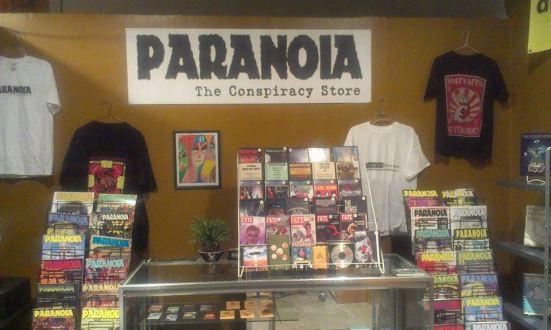 The Paranoia Store