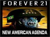 FOREVER 21: NEW AMERICAN AGENDA