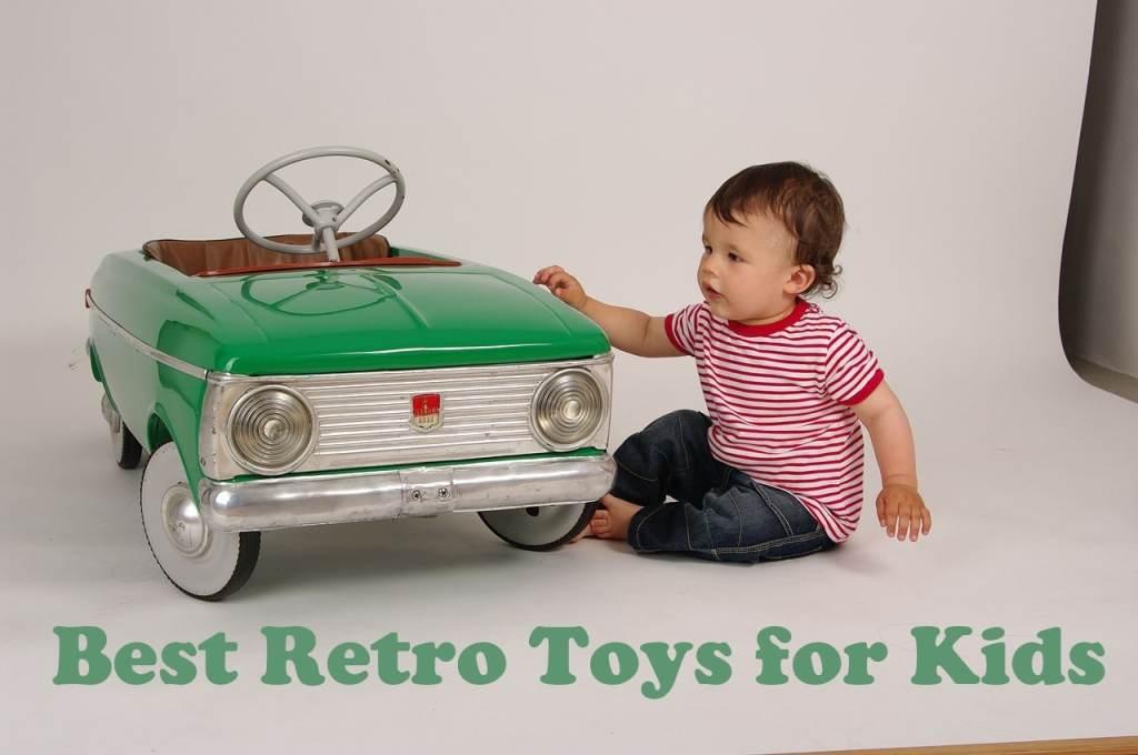 Best Retro Toys for Kids