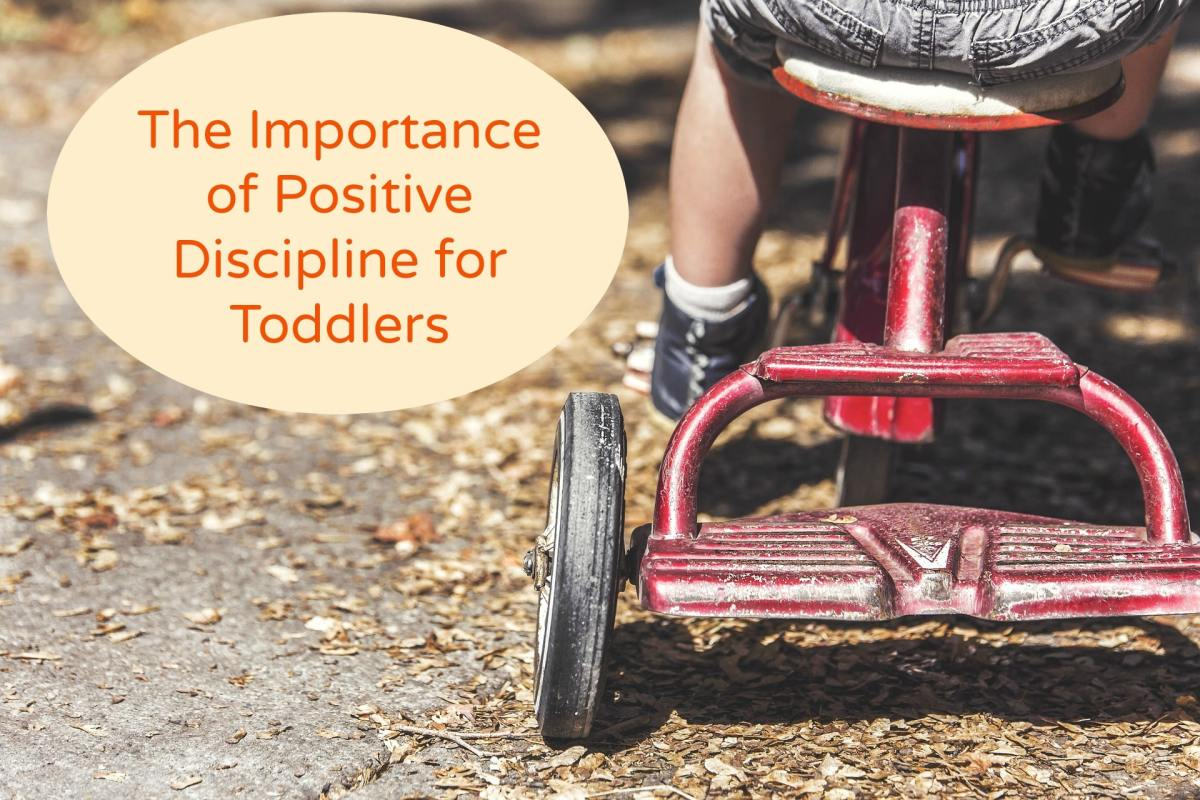 The Importance of Positive Discipline for Toddlers