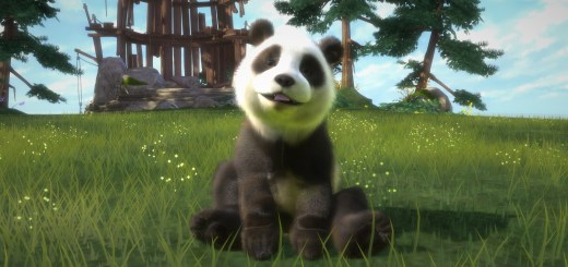 Kinectimals - Le Panda