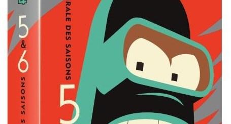 Futurama - Saisons 5 et 6 - DVD