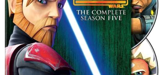 Star Wars - The Clone Wars - Saison 5 Blu-Ray