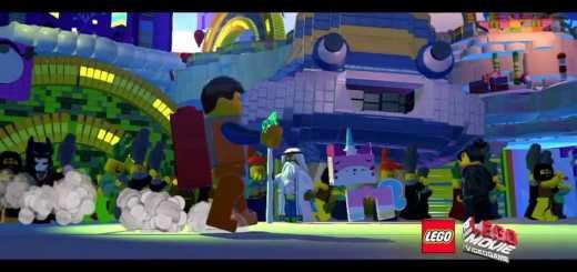 La Grande Aventure Lego : bande annonce du jeu vidéo