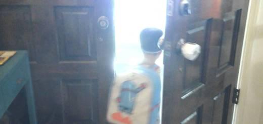 Action Movie Kid va à l'école