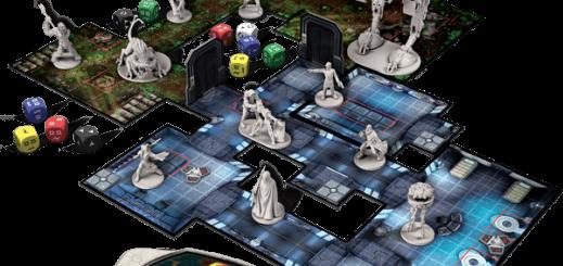 Star Wars Imperial Assault - Plateau de jeu