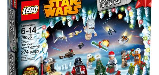 calendrier avent lego star wars 2014