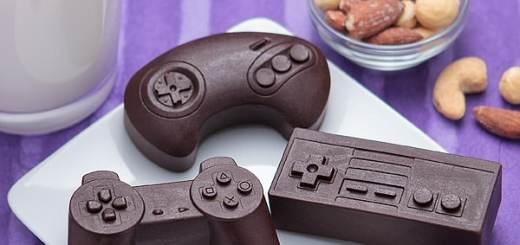 Choco-manettes