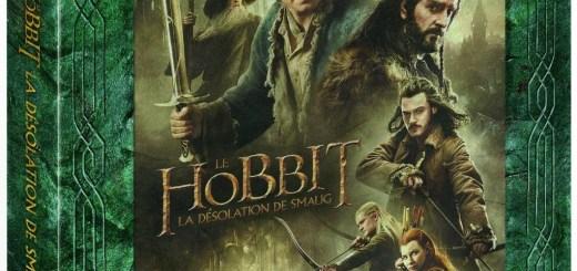 Le Hobbit - La Désolation de Smaug - Version Longue - Blu-Ray