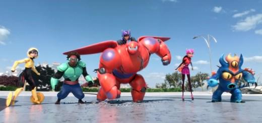Big Hero 6 : nouvelle bande-annonce