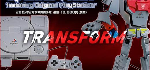 Transformer Playstation