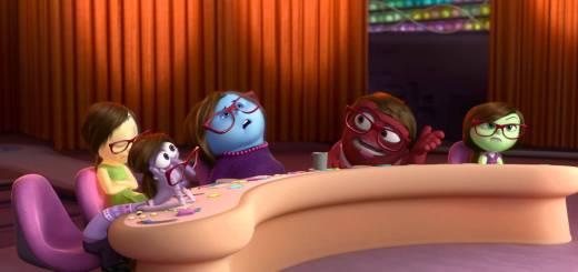 Inside Out, bande-annonce du prochain Pixar