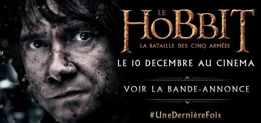 Le Hobbit 3, J-3