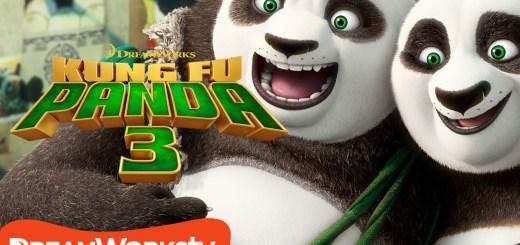 Kung-Fu Panda 3 : «Po, je suis ton père»