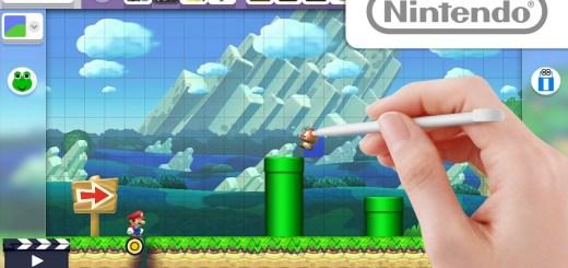 Super Mario Maker, les pubs américaine, japonaise et européenne