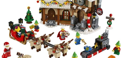 Lego - Atelier du Père Noël