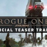 Star Wars Rogue One : première bande annonce