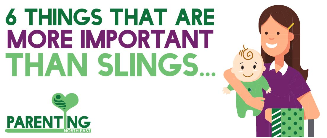 6 things that are more important than slings…