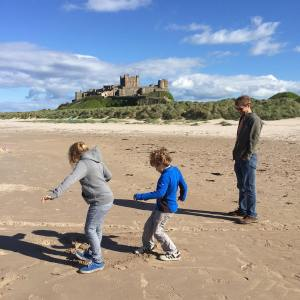 Have you been to Northumberland? The beaches are incredible! Makinghellip