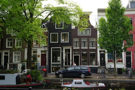 Finding Amsterdam with KLM, a treasure hunt taking in the best of family friendly Amsterdam- Museumplein, Vondelspark, a Canal boat trip - 25