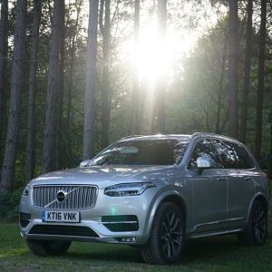 Weve been given the volvocars XC90 to test drive andhellip