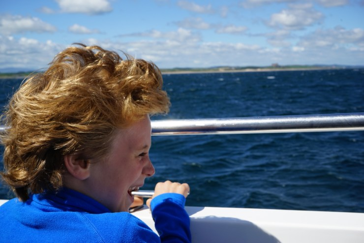 Northumberland - A family adventure - 2