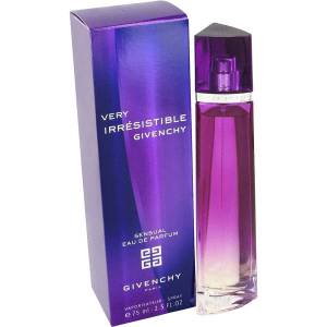 GIVENCHY VERY IRRESISTIBLE SENSUAL w