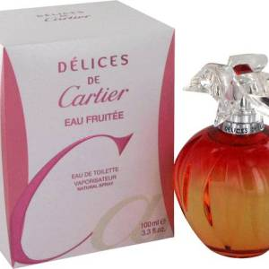 Cartier Delices De Cartier Eau Fruitee w