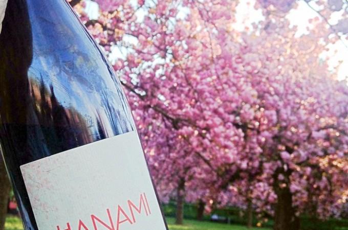 Hanami natural wine