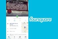 Découvrez le nouveau Foursquare en avant-première
