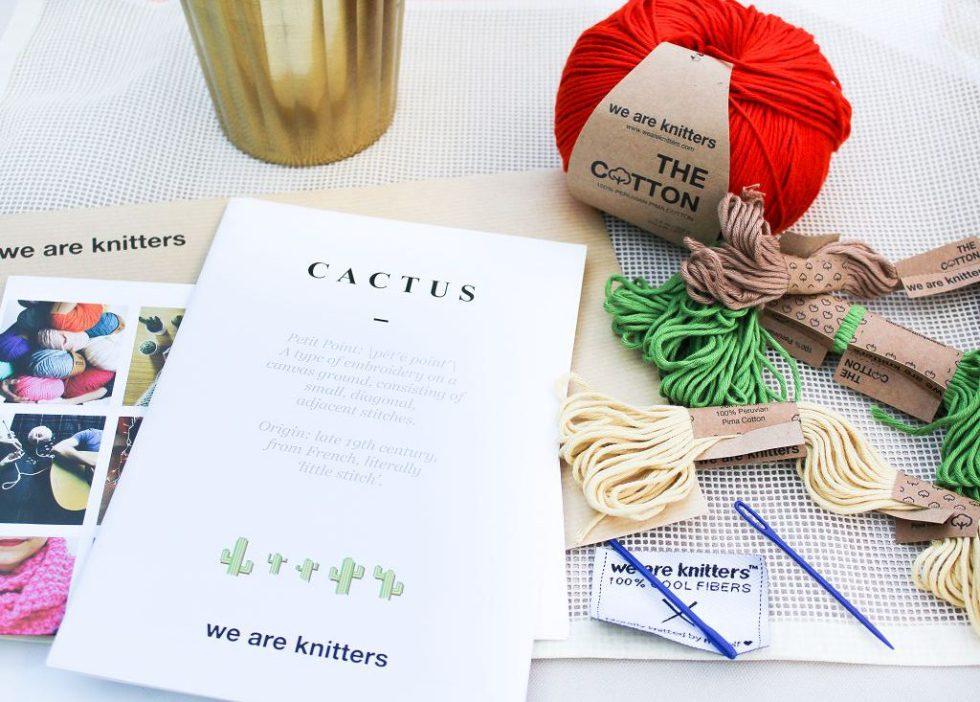 k-Stickset We are Knitters