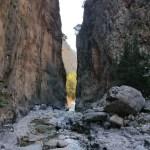 Crête Jour 3 – Les gorges de Samaria