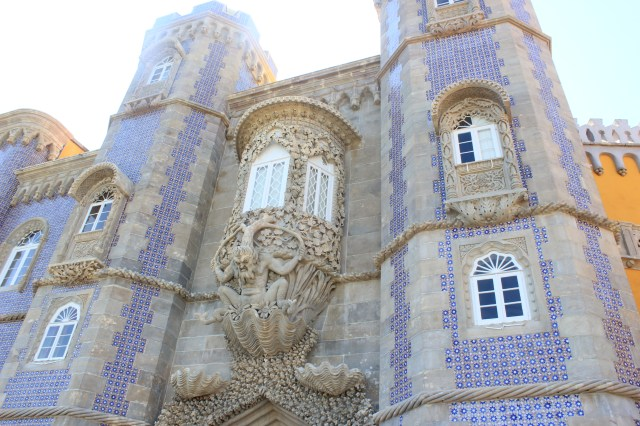 Sintra - Architecture Maures