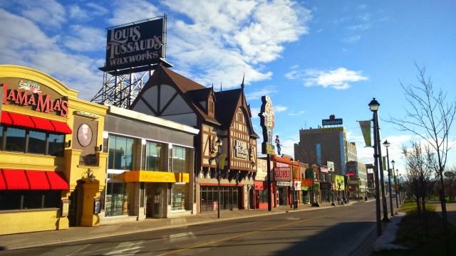 Niagara jour