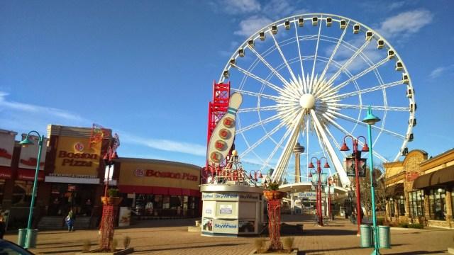 Niagara roue