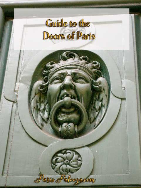 Guide-to-Doors-of-Paris1 & Guide to the Doors of Paris -