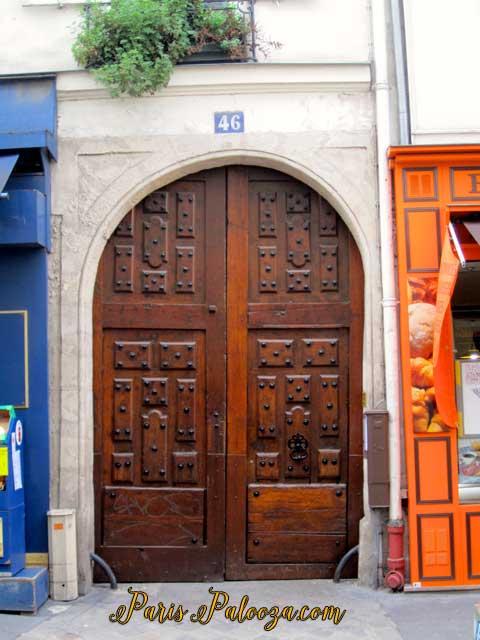 Paris Door from 1600\u0027s & Guide to the Doors of Paris -